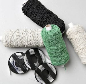 elastic thread -metal reel - ATTALINK consumables