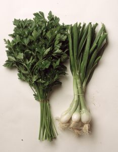 ATTALINK vegetable parsley and onions