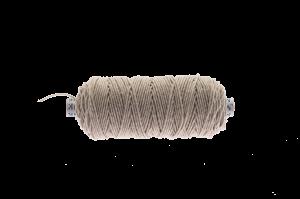 bobbin of natural standard thread for tying machine attalink