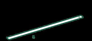 ATTALINK Pièce de rechange n°8 - Lamelle guide métal pour ATTALINK 3A